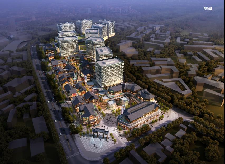蓝润集团•蓝润广场项目