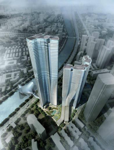 门里集团•顺江路城市综合体项目