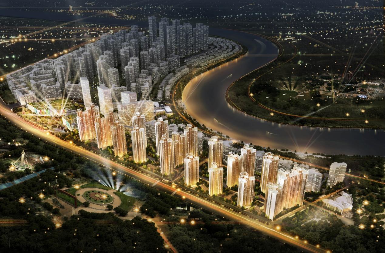 香港新世界集团•河畔新世界项目