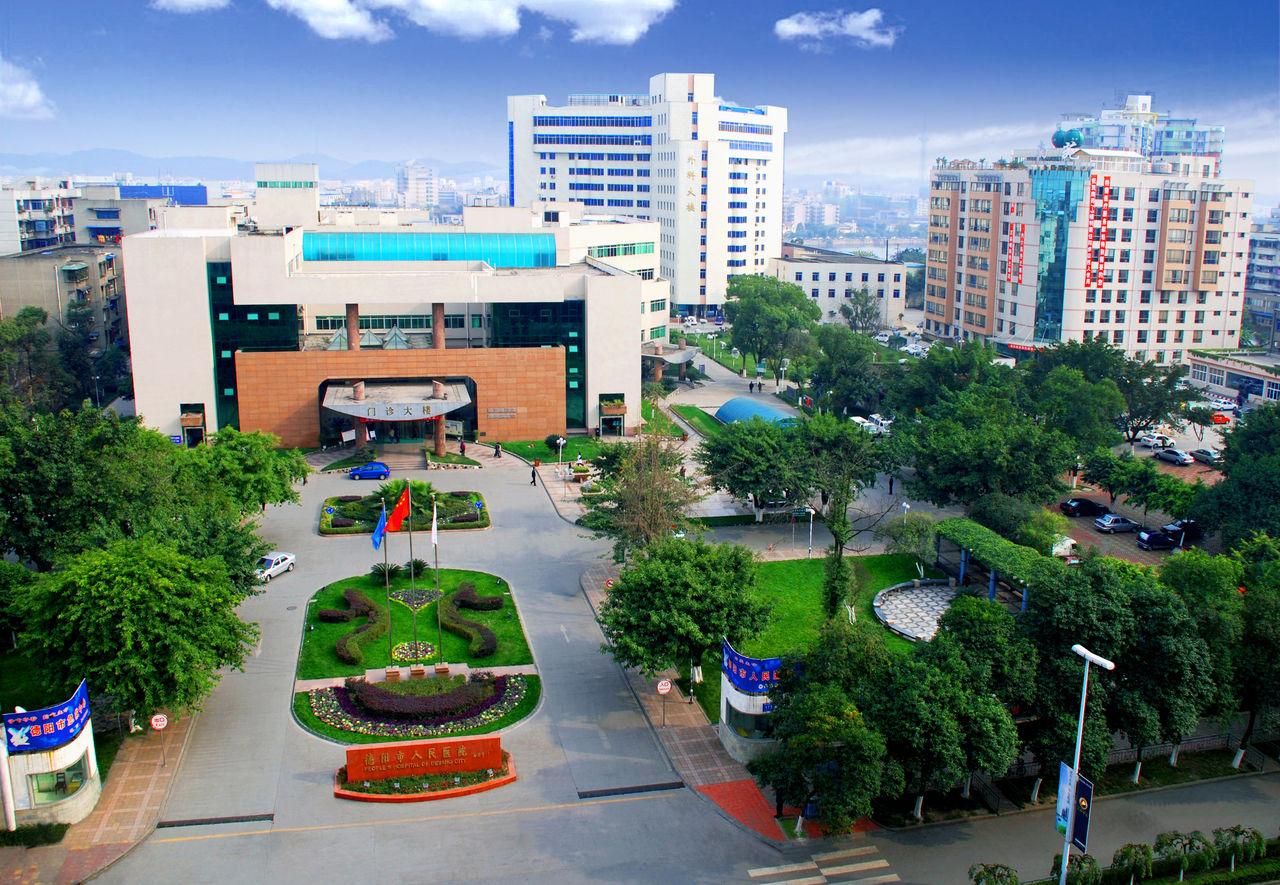 德阳市餐厅医院-公共建筑-万安成都建设项目管理人民设计厨房明档图片