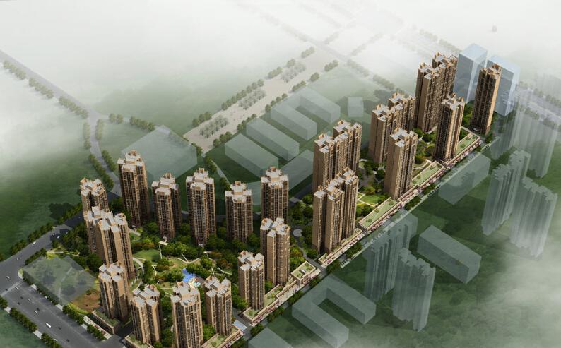 四川省省级机关统建中心•明信仕林府