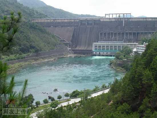 干溪坡水电站