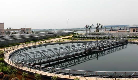 成龙水质净化厂