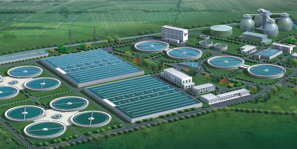 南溪污水处理厂