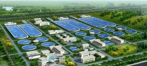 广元市石龙污水处理厂